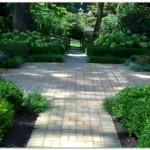 Landscaping and Hardscaping for Storm Water Control in the Main Line Garden