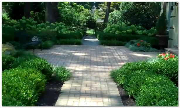 Aardweg Landscaping Main Line Formal Garden