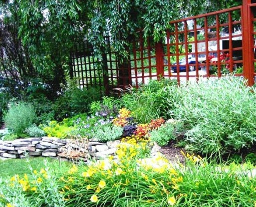 aardweg landscaping rocks boulders garden design philadelphia main on trees in garden design, gravel in garden design, boulders in landscape,