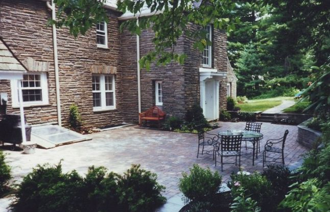 Residential Hardscape Design Ideas