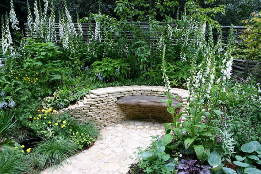 Small Garden Landscape Design Ideas Gladwyne-Haverford-King Of Prussia