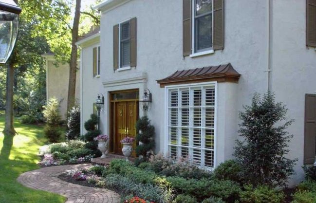 Landscaping front garden ideas with parking must see for Home landscaping ideas front yard