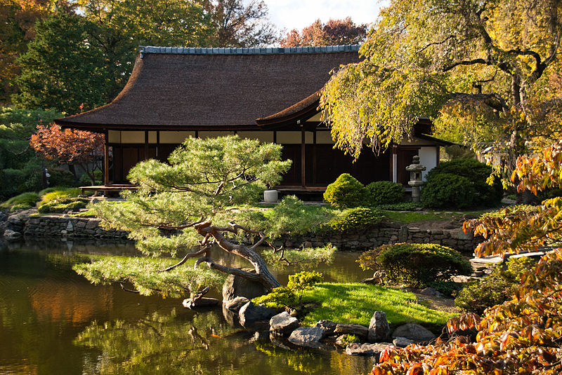 Shofuso Japanese House and Garden, Philadelphia, PA